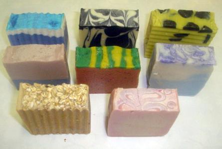 Изготовление корпоративного мыла