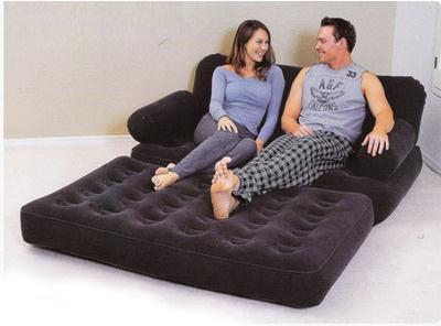 Производство надувной мебели