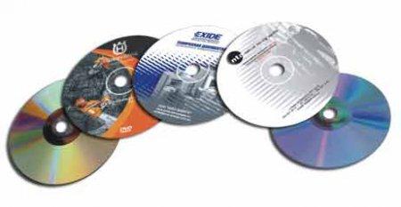 Периодическое издание на CD-дисках