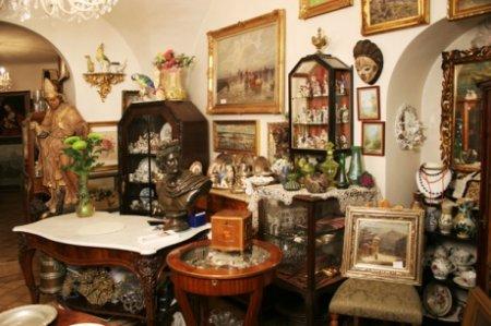 Бизнес-идея: антикварный магазин