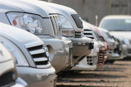 Торговля подержанными автомобилями