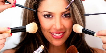 Быстрый макияж