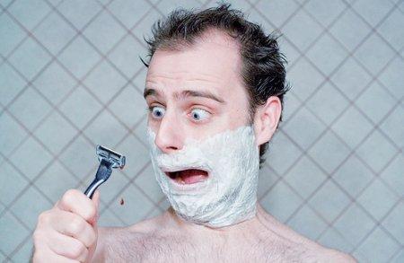 Мужчины, наконец, научитесь бриться!