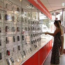 Открытие салона сотовой связи