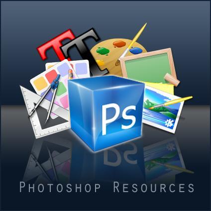 Художник с помощью Photoshop