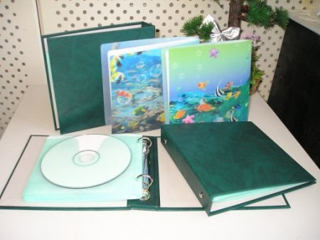 Изготовление поздравлений и фотоальбомов на  CD