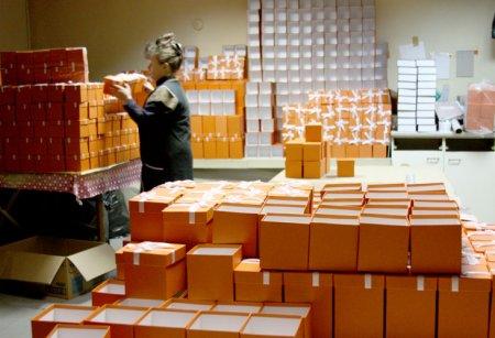 Упаковка товаров