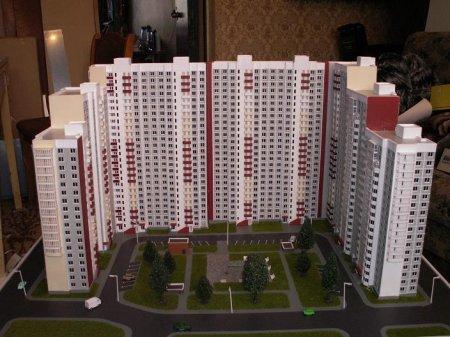 Создание макетов зданий